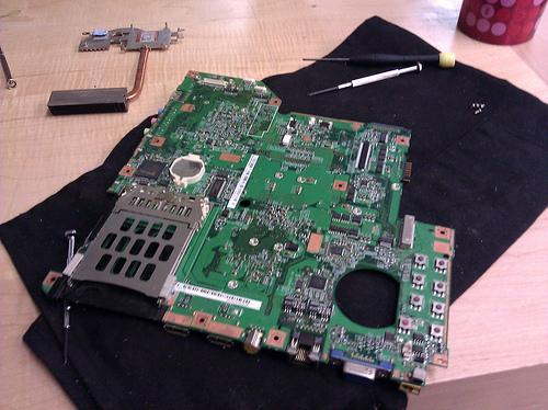 repara laptop