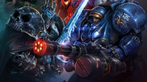 blizzard heroes of the storm art header