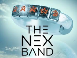 Nex Band personalizata