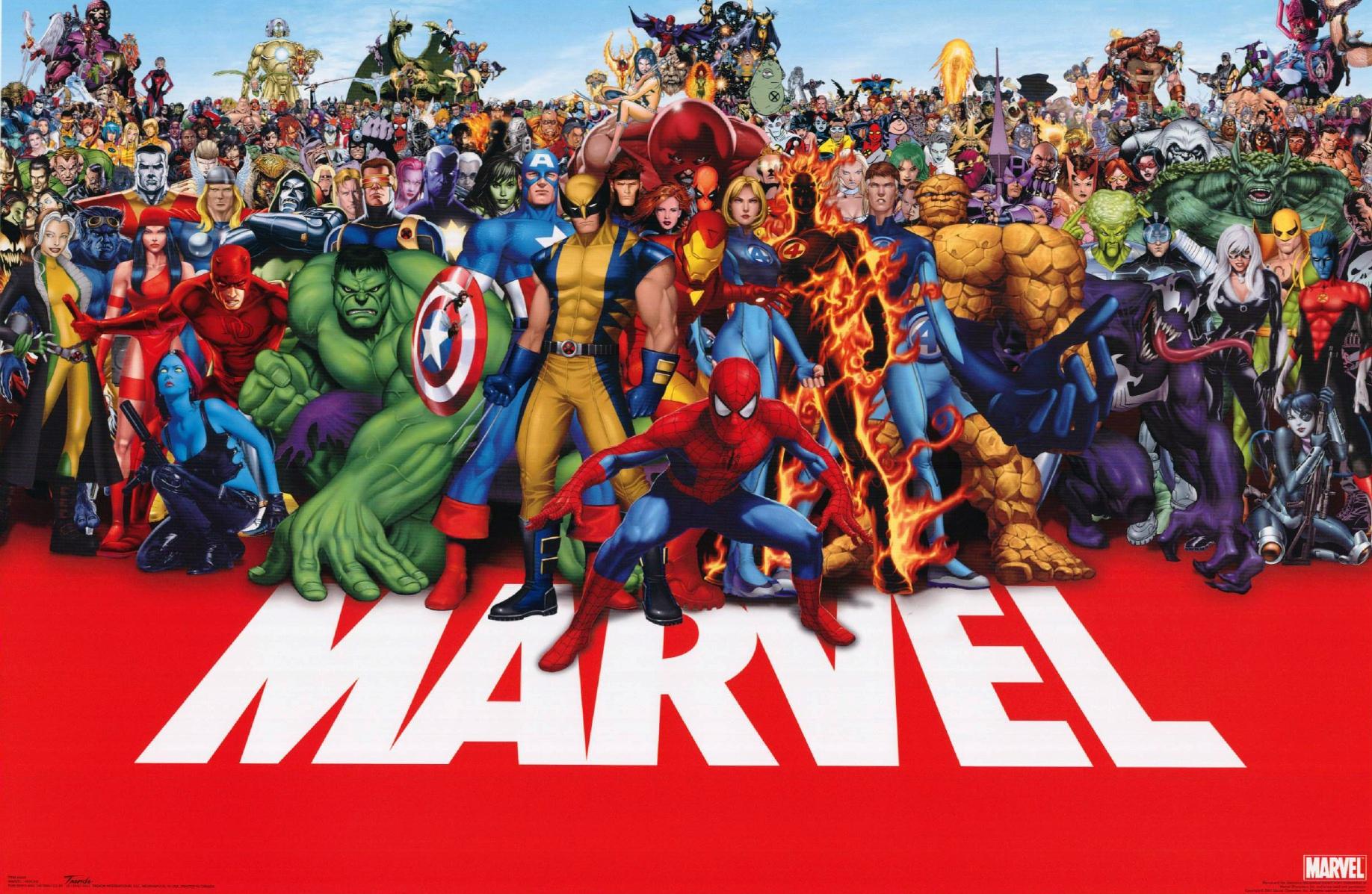 Viziunea societatii asupra jocurilor Marvel
