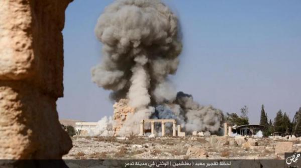 Siturile arheologice distruse de ISIS